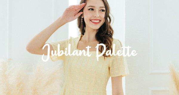 Jubilant Palette (I)