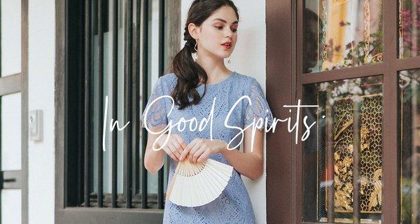 In  Good Spirits (II)