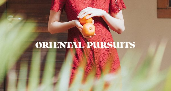 Oriental Pursuits (I)