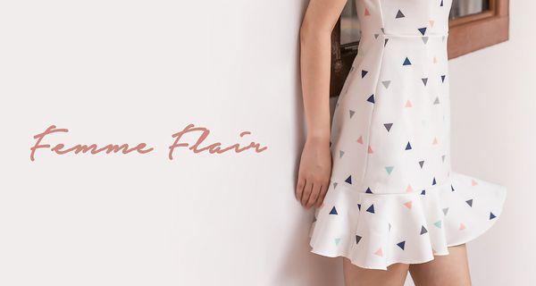 FEMME FLAIR (I)