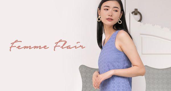 FEMME FLAIR (II)