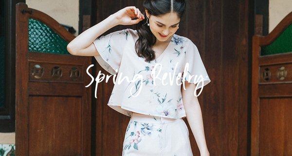 Spring Revelry (II)