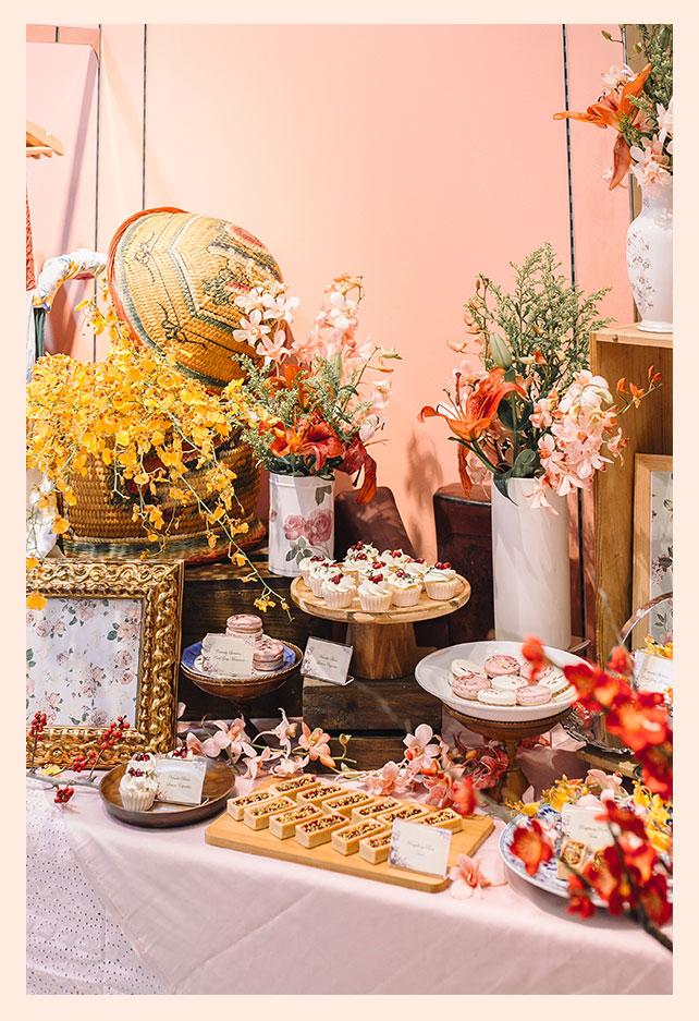 Zee & Elle Dessert Table