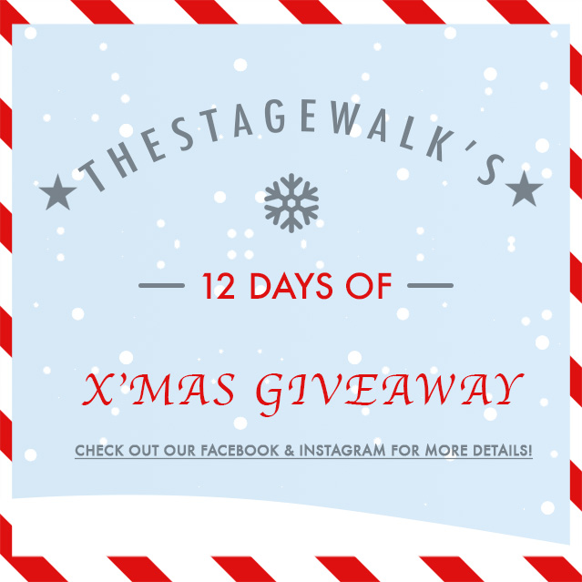 TSW's 12 Days of Christmas Giveaway!