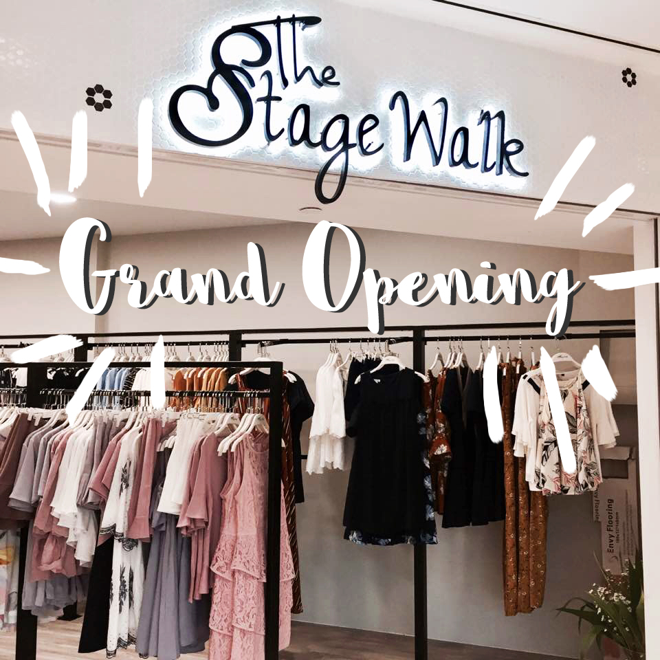 Opening of TSW First Flagship Store