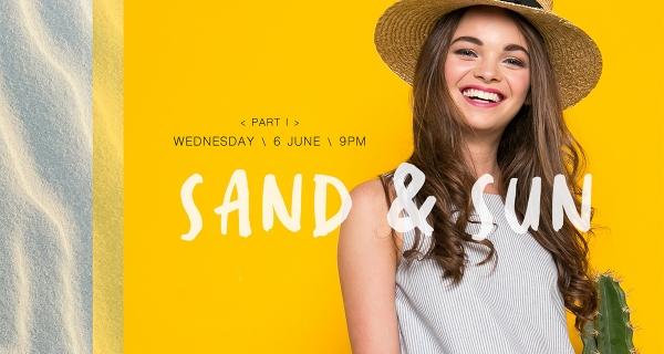 SAND & SUN (I)
