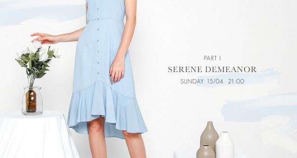 Serene Demeanor Part (I)