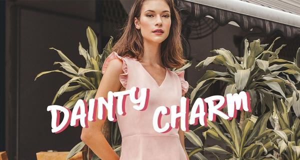 DAINTY CHARM (II)