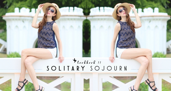 SOLITARY SOJOURN