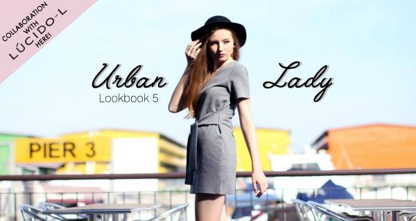Urban Lady  | LOOKBOOK 5