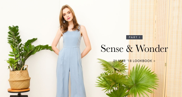 sense & wonder (I)