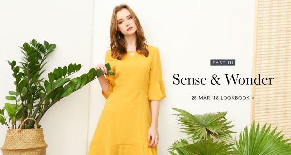 sense & wonder (III)