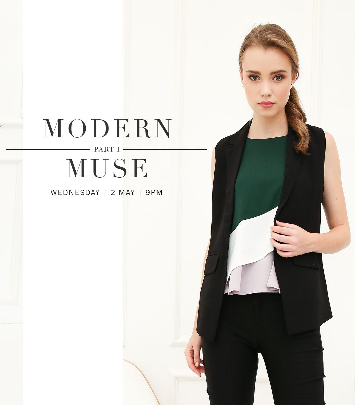 MODERN MUSE PART I