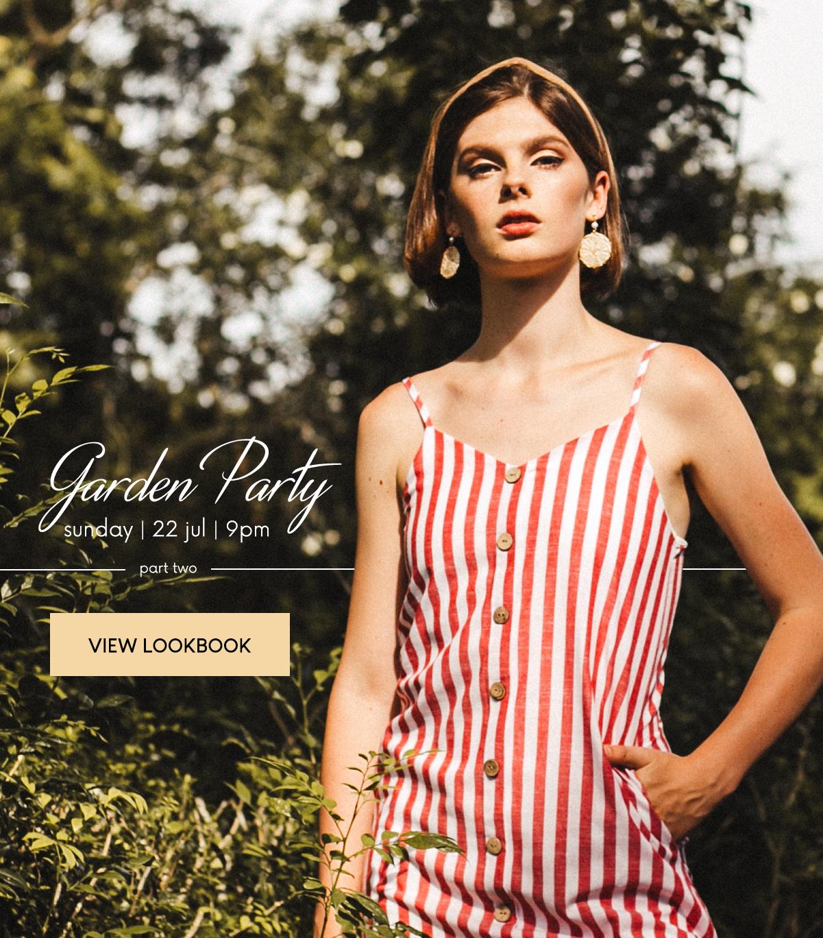 GARDEN PARTY (II)