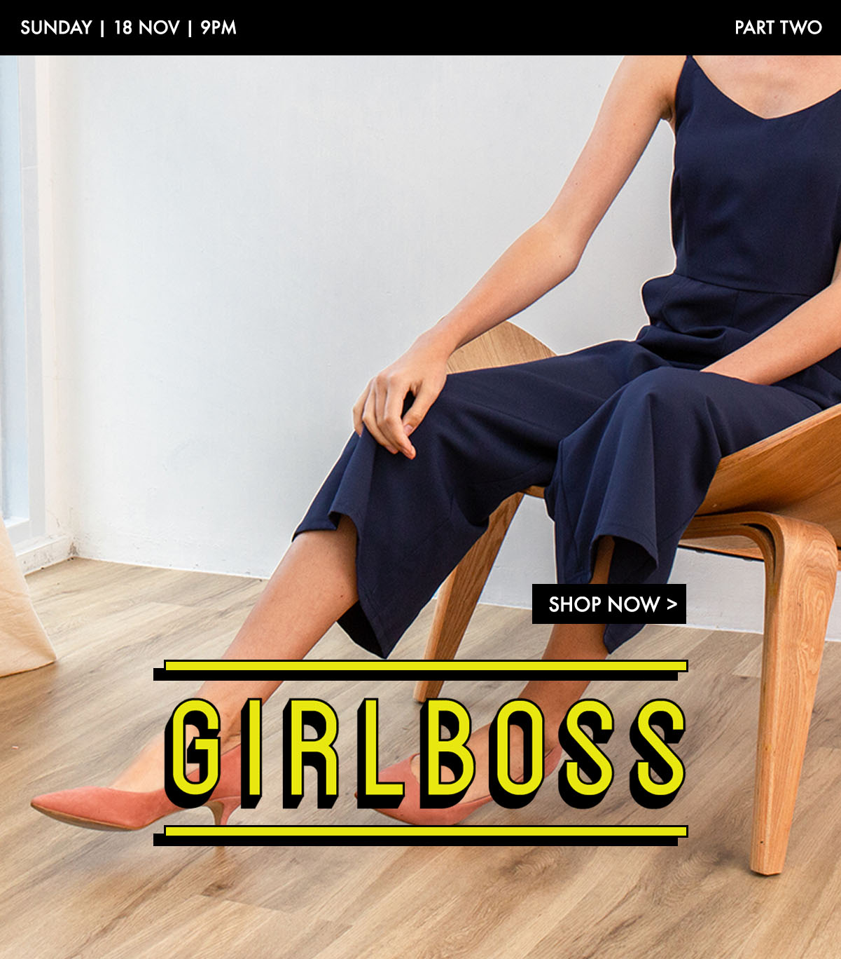 GIRLBOSS (II)