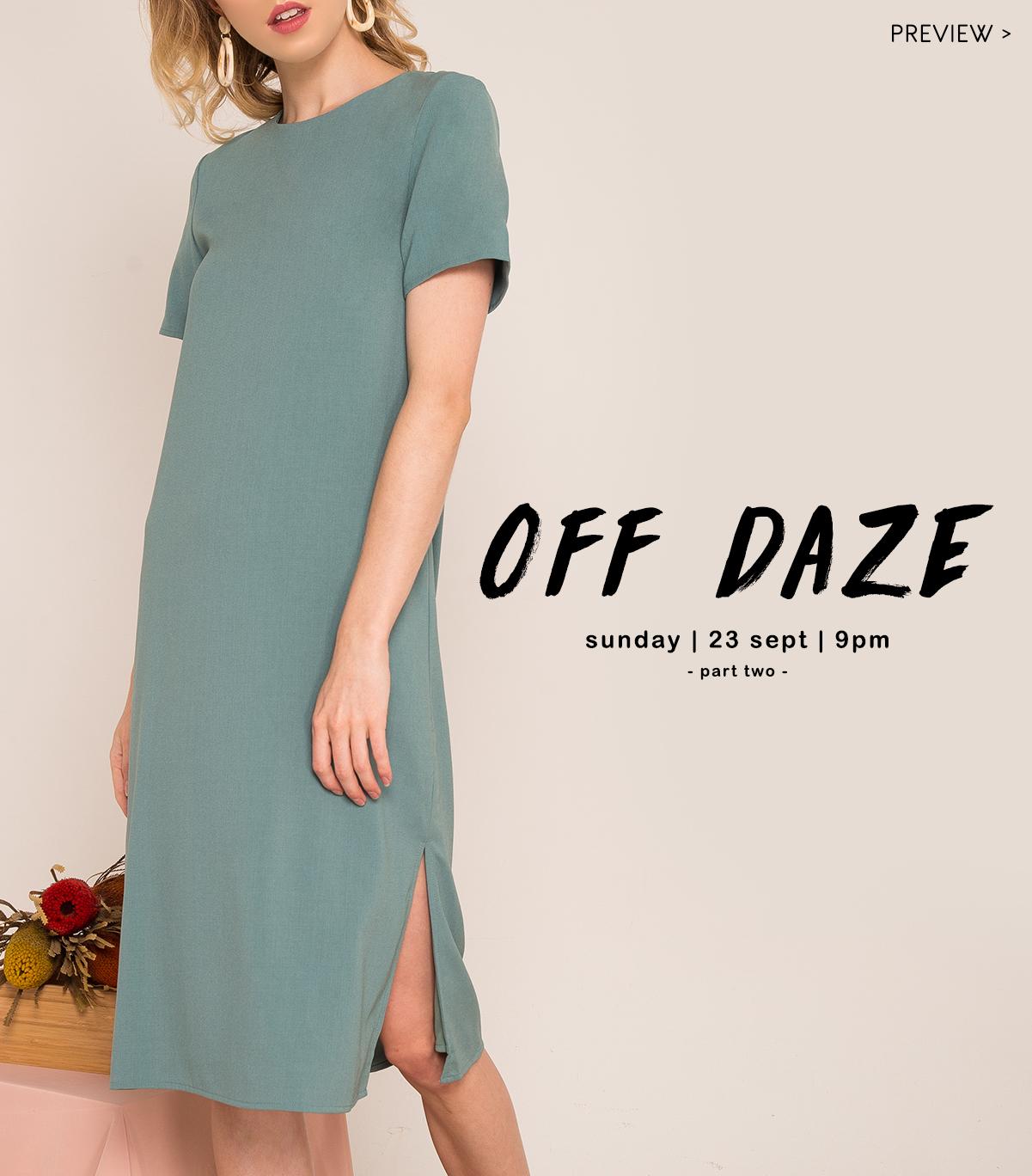 OFF DAZE (II)