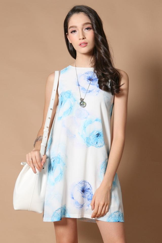 *RESTOCK* TSW Yoni Pocket Dress in Rose (L)