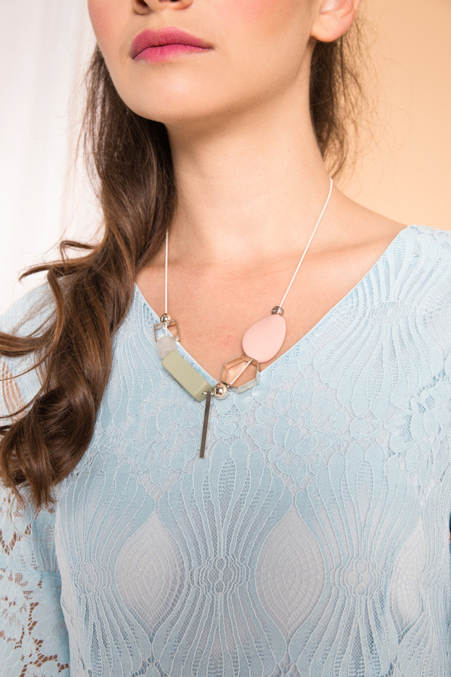 Larisa Geometric Necklace