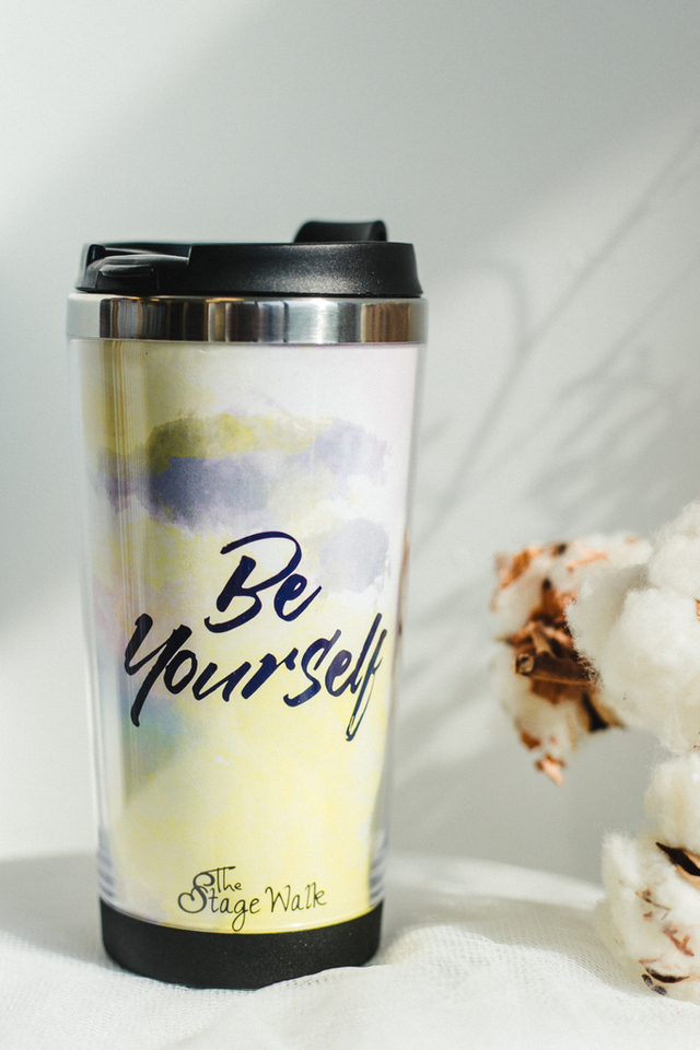Be Yourself Tumbler