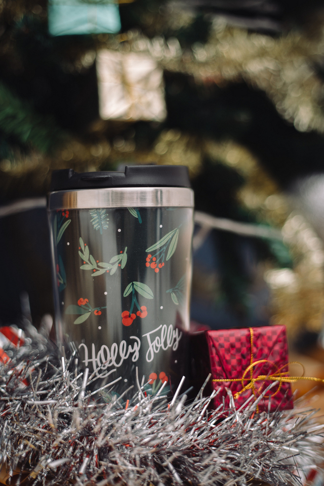 Holly Jolly Tumbler