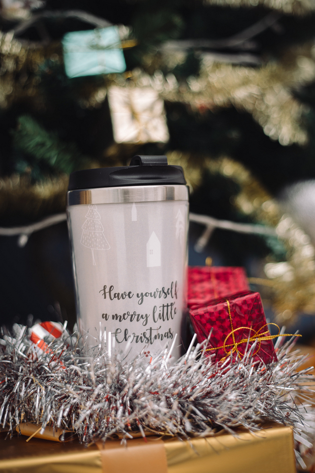 Merry Little Christmas Tumbler